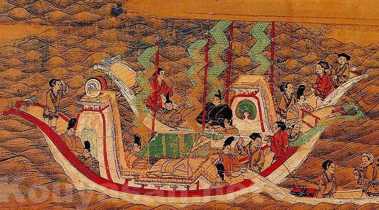空海と遣唐使・高野山誕生の伝説